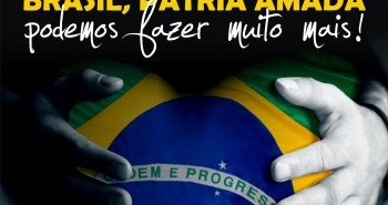 Brasil patria amada