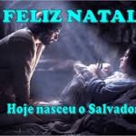 Hoje nasceu o Salvador
