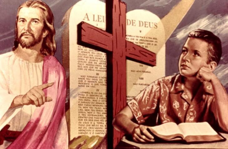 Jesus e Seus Mandamentos