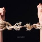 Arrebentando a corda