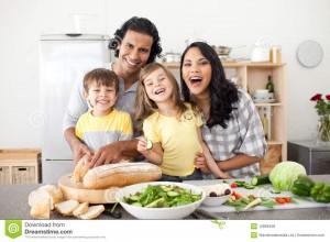 Familia animada