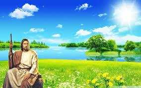 Jesus no paraiso