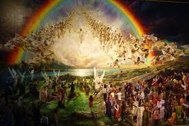 Jesus voltando