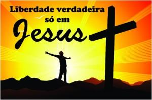 Na cruz