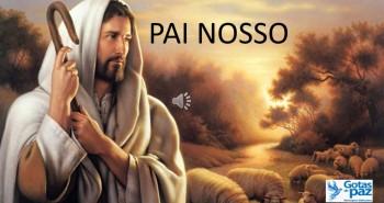 Jesus pastoreando