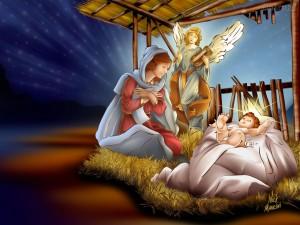 Ele nasceu