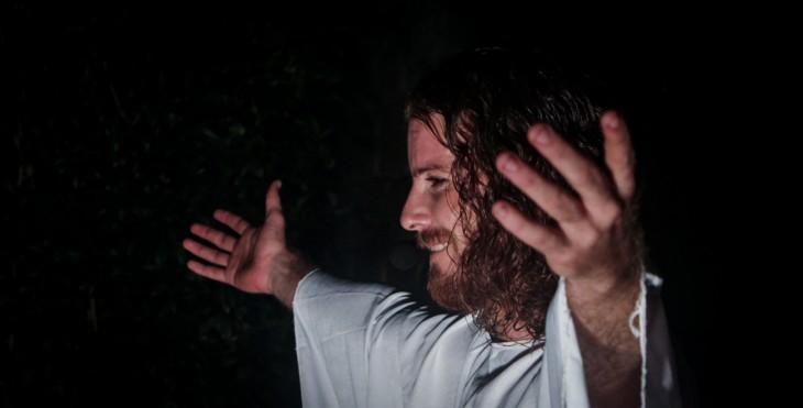 Encenação da Paixão de Cristo 2016