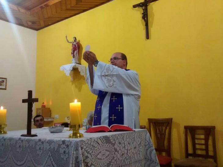 Na capela